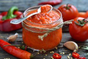 Кетчуп на зиму из помидоров с кориандром «Огненный»
