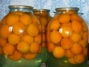 Компот из целых абрикосов на зиму без стерилизации