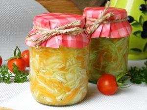Общие принципы приготовления салатов на зиму из моркови и помидоров